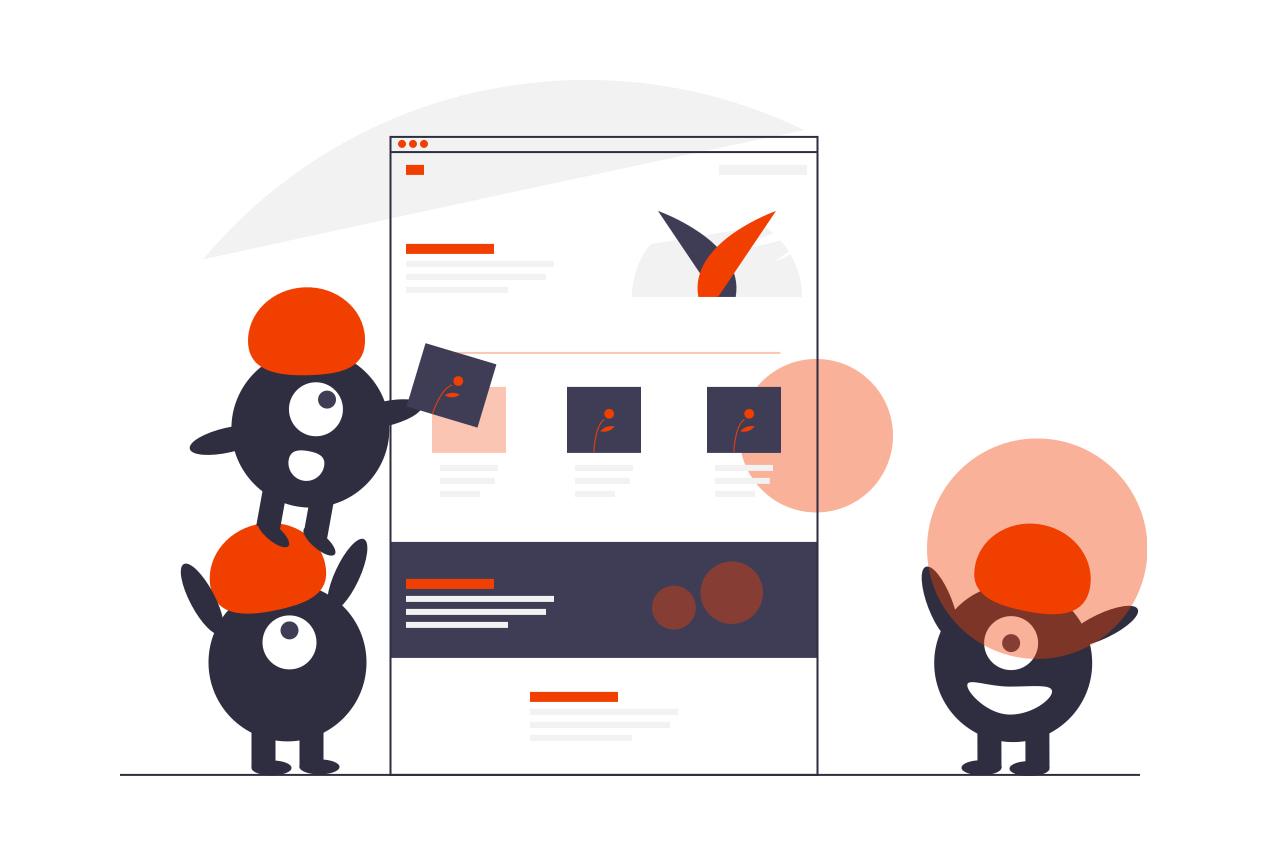 6 bước trong quy trình thiết kế website chuyên nghiệp tại larasoft 1