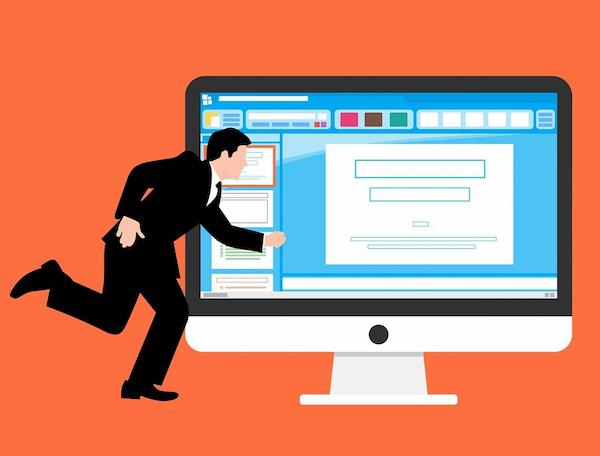 Chọn tên miền, thiết kế logo, slogan, chọn màu sắc và đường nét website phù hợp với thương hiệu của doanh nghiệp.